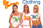 Click for Big Coconuts clothing