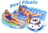 Click for fun pool floats