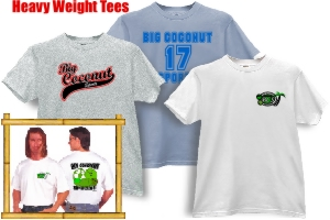 Click for Heavy weight tees